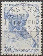 Buy [DE0378] Denmark: Sc. no. 378 (1960) Used Single