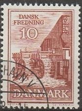 Buy [DE0402] Denmark: Sc. no. 402 (1961) Used Single