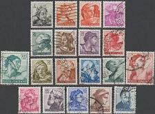 Buy [IT0813] Italy: Sc. no. 813-831 (1961) Used Full Set