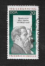 Buy Germany DDR Used Scott #1249 Catalog Value $.25