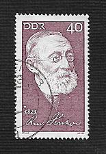 Buy Germany DDR Used Scott #1274A Catalog Value $.25