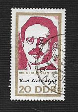 Buy Germany DDR Used Scott #1276 Catalog Value $.35
