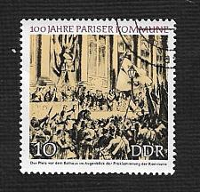 Buy Germany DDR Used Scott #1281 Catalog Value $.25
