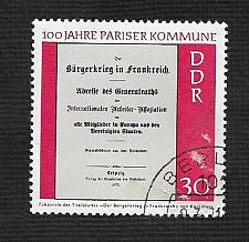 Buy Germany DDR Used Scott #1284 Catalog Value $.25