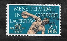 Buy Germany DDR Used Scott #1286 Catalog Value $.25
