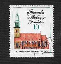Buy Germany DDR Used Scott #1287 Catalog Value $.25