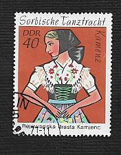 Buy Germany DDR Used Scott #1297 Catalog Value $.25