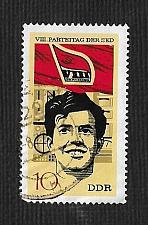 Buy Germany DDR Used Scott #1302 Catalog Value $.25