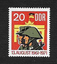 Buy German DDR Hinged Scott #1316 Catalog Value $.45