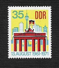 Buy German DDR Hinged Scott #1317 Catalog Value $1.20