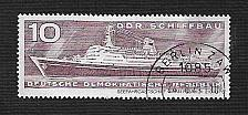 Buy Germany DDR Used Scott #1318 Catalog Value $.25