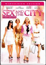Buy Sex and the City - The Movie DVD 2008, Widescreen - Very Good