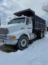Buy 2003 Sterling Dump Truck