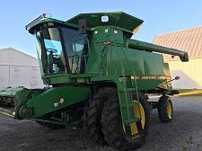 Buy 1996 John Deere 9600 Combine