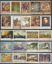 Buy [ROM003] Romania: 22 different Arts Topicals CTO