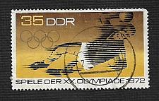 Buy Germany DDR Used Scott #1372 Catalog Value $.25