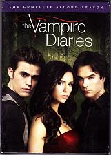 Buy Vampire Diaries - Season 2 DVD 2011, 5-Disc Set - Very Good