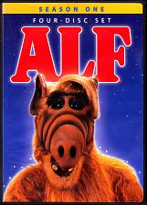 Buy Alf - The Complete Season 1 DVD 2004 - Very Good