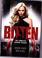 Buy Bitten - Season 2 DVD 2015 3-Disc Set - Very Good