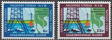 Buy [UN0205] UN NY: Sc. No. 205-206 (1970) MNH Full Set