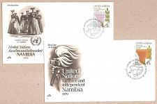 Buy [UNF312] UN NY: Sc. no. 312-313 FDCs (1979)