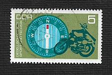 Buy Germany DDR Used Scott #1388 Catalog Value $.25