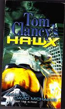 Buy Tom Clancy's HAWX by David Michaels 2009 Paperback Book - Good