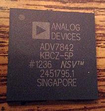 Buy Analog Devices ADV7842KBCZ-5P