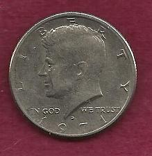 Buy US 50 Cents 1971 D Coin (Kennedy Half Dollar)