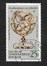 Buy Germany DDR Used Scott #1406 Catalog Value $.25