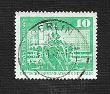Buy Germany DDR Used Scott #1431 Catalog Value $.25