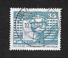 Buy Germany DDR Used Scott #1436 Catalog Value $.30