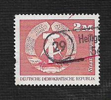 Buy Germany DDR Used Scott #1443 Catalog Value $.25