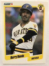 Buy 1990 FLEER-Barry Bonds#461-Pirates