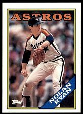 Buy 1988 Topps #250 Nolan Ryan ASTROS NM-MT