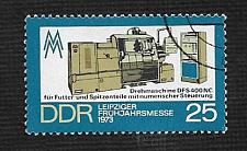 Buy Germany DDR Used Scott #1452 Catalog Value $.30