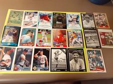 Buy MLB BASEBALL CARD LOTS ALL MIXED