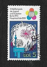 Buy Germany DDR Used Scott #1477 Catalog Value $.25