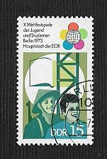 Buy Germany DDR Used Scott #1478 Catalog Value $.25