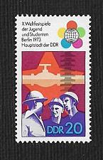Buy German DDR Hinged Scott #1479 Catalog Value $.25