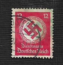 Buy German Used Scott #O86 Catalog Value $1.50