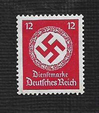 Buy German Hinged Scott #O86 Catalog Value $5.00