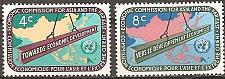 Buy [UN0079] UN NY: Sc. No. 79-80 (1960) MNH Full Set