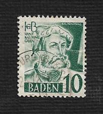 Buy German Used Scott #5N33 Catalog Value $.50