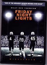 Buy Friday Night Lights DVD 2005 Widescreen - Very Good