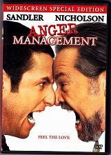 Buy Anger Management DVD 2003 Widescreen - Very Good