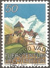 Buy [LI0835] Liechtenstein: Sc. No. 835 (1986-1989) Cancelled