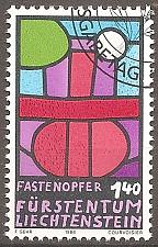 Buy [LI0843] Liechtenstein: Sc. No. 843 (1986) Cancelled Single