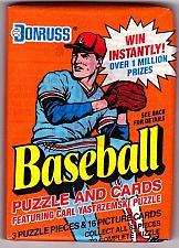 Buy Donruss 1990 Baseball Cards Factory Sealed Pack