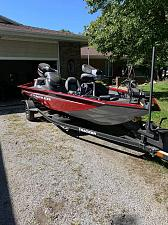 Buy 2019 Tracker Pro Team Bass Boat